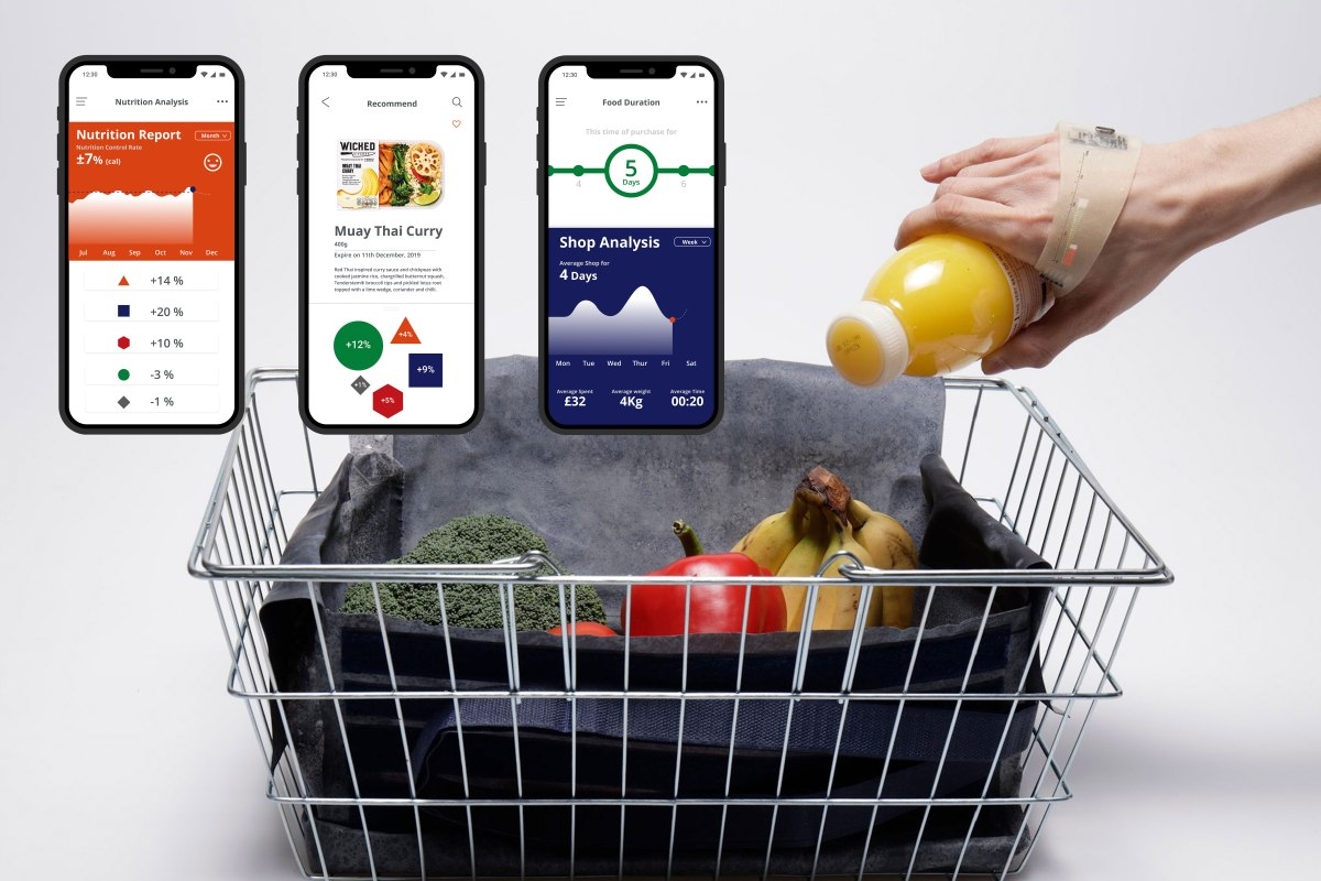 Healthtech and food retail innovation@CERN